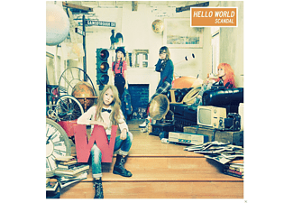 Scandal - Hello World - (CD)