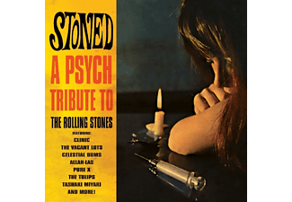 VARIOUS - Stoned-A Psych Tribute To The Rolling Stones - (Vinyl)