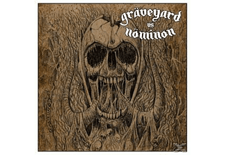 Graveyard;Nominon - Split [Vinyl]