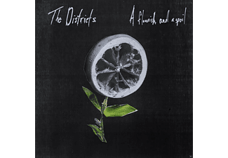 The Districts - A Flourish And A Spoil - (CD)