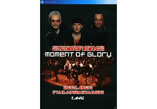 Berliner Philharmoniker, Scorpions - Moment of Glory [DVD]