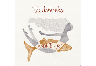 The Unthanks - Mount The Air - (CD)
