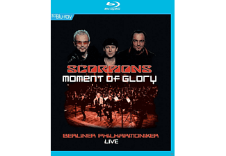 Berliner Philharmoniker, Scorpions, Christian Kolonovits - Moment Of Glory - Live [Blu-ray]