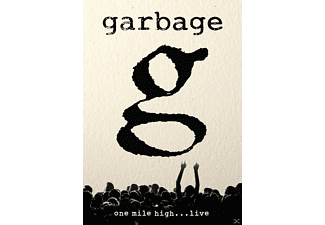 Garbage - One Mile High...Live - (DVD)
