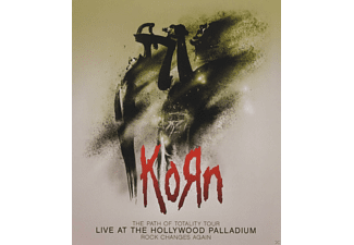 Korn - Live At The Hollywood Palladium - (Blu-ray + CD)