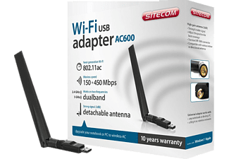 SITECOM WLA 2104 AC600 WLAN-AC-Adapter