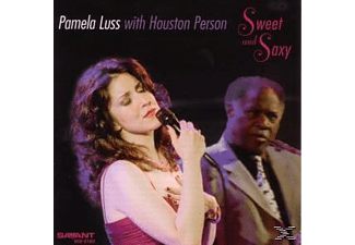Pamela Luss - Sweet And Saxy - (CD)