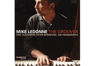 Mike Ledonne - The Groover - (CD)