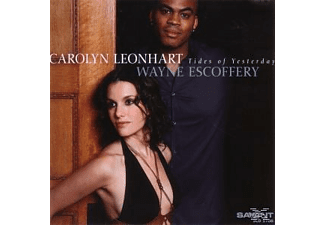 LEONHARDT,CAROLYN & ESCOFFERY,WAYNE - Tides Of Yesterday - (CD)