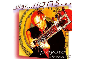 Harry Payuta - Sitar Signs [CD]