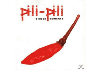 Pili-Pili - Stolen Moments [CD]
