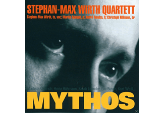 Stephan-Max Wirth Quartet - Mythos - (CD)