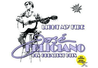 José Feliciano - Light My Fire-His Greatest Hit - (CD)