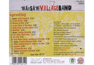 Warsaw Village B - Uprooting [CD]