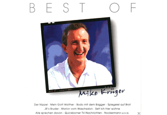 Mike Krüger - Best Of - Mike Krüger - (CD)