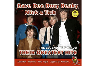 Dave Dee;Dave Dee, Dozy, Beaky, Mick & Tich - The Legend Of Xanadu-Their Greatest Hits [CD]