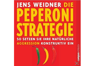 Die Peperoni-Strategie - 1 CD - Hörbuch