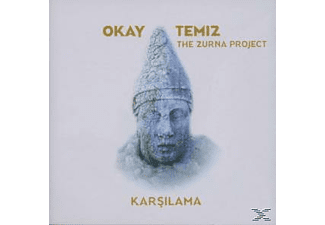 Okay & Zurna Project Temiz - Karsilama - (CD)