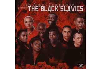 Les Anges Compagnie - The Black Slavics [CD]