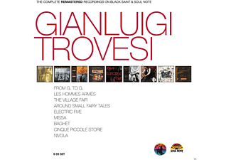 Gianluigi Trovesi - Gianluigi Trovesi - The Complete Remastered Recordings - (CD)