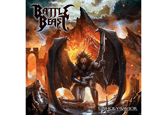 Battle Beast - Unholy Savior - (CD)