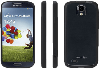 GRIFFIN GR-GB37800, Galaxy S4, Schwarz/Transparent