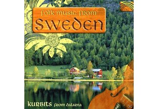 Kurbitus - Folk Music From Sweden [CD]