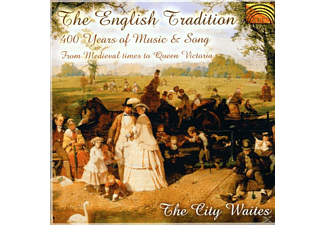 The City Waites - The English Tradition [CD]