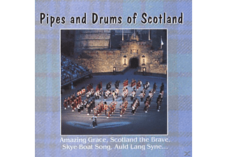 VARIOUS - Pipes And Drums Of Scotland [CD]
