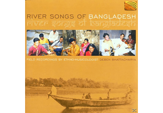 VARIOUS - River Songs Of Bangladesh [CD]