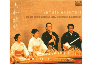 Yamato Ensemble - The Art Of The Japanese Koto, Shakuhachi And Shamisen [CD]