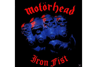Motörhead -  Iron Fist (Deluxe Edition) [CD]