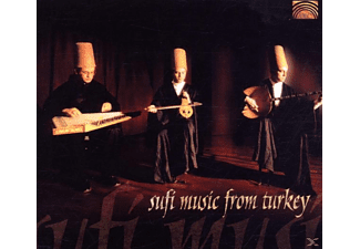 SUFI ENS.OF THE AFYON KOCATEPE - Sufi Music From Turkey [CD]