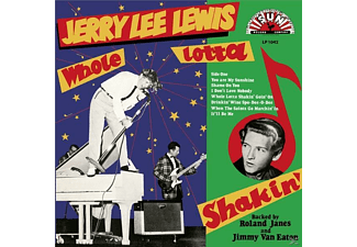 Jerry Lee Lewis - Whole Lotta Shakin' Goin' On - (Vinyl)