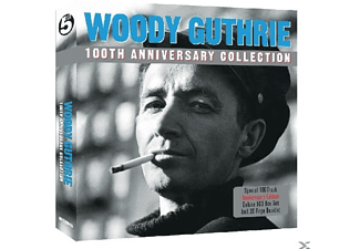 Woody Guthrie - 100th Anniversary Collection - (CD)