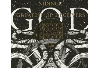 Nidingr - Greatest Of Deceivers - (CD)