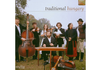 Méta - Traditional Hungary - (CD)