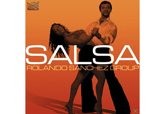 Rolando Sanchez Group - Salsa Hawaii [CD]