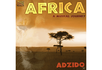 Adzido - Africa - A Musical Journey [CD]