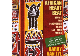 Barry Van Zyl - African Heartbeat - (CD)