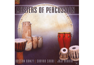 VARIOUS - Masters Of Percussion [CD]