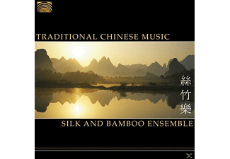 Silk And Bamboo Ensemble - Traditional Chinese Music [CD]