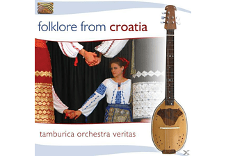 Tamburica Orchestra Veritas - Folklore From Croatia [CD]