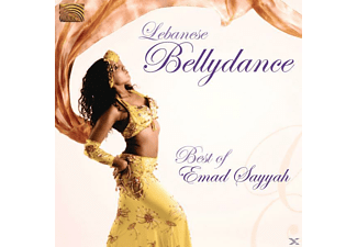 Emad Sayyah - Best Of Lebanese Bellydance [CD]