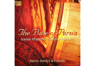Ramin Rahimi - The Pulse Of Persia - (CD)
