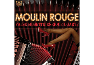 Enrique Ugarte - Moulin Rouge-Valse Musette [CD]