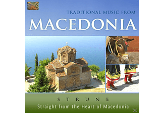 Strune - Traditional Music From Macedonia [CD]