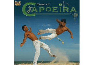 VARIOUS - Best Of Capoeira [CD]