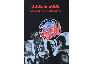 Manfred's Earth Band Mann - Odds & Sods/Mis-Takes & Out-Takes [CD]
