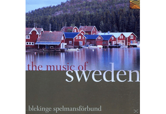 Blekinge Spelmansförbund - The Music Of Sweden [CD]